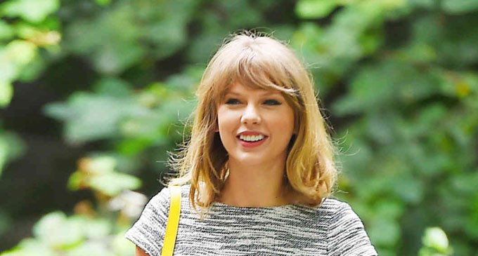Taylor Swift; Persistence Pays Off