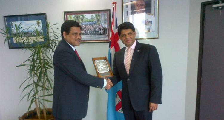 Sri Lanka Look To Sign MOU With RFMF