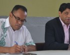 A-G Leads Budget Discussion