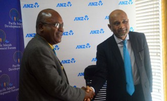 ANZ Backs Forum Here