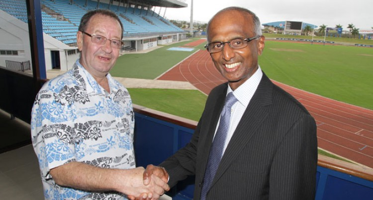 Five-year Stadium Deal Sealed
