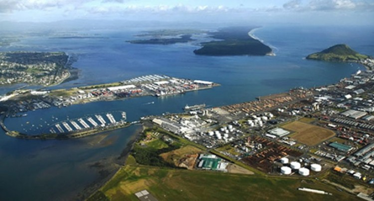 New Zealand Ports Battle for Business