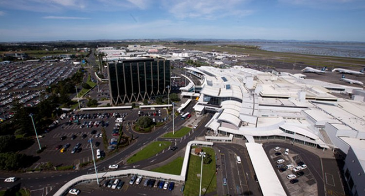 Global markets Worry Auckland Airport