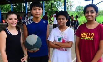 Basketball For Saud