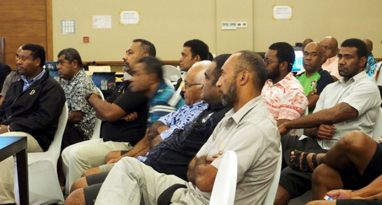 Flying Fijians Officials Assistant Local Coaches