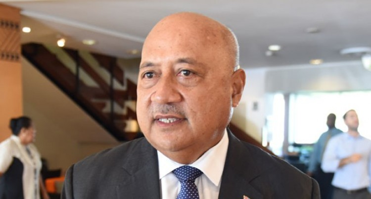 Ratu Inoke Raises Climate Change Damage Concerns