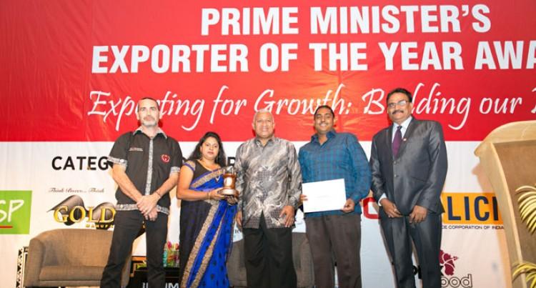 Awards Inspire Exporter Nelesh Kamal
