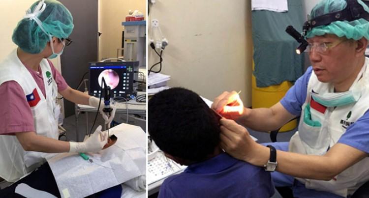 Taiwan Medical Team Treats 1000