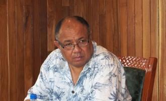 High Commissioner Teleni Presents Credential In Vanuatu