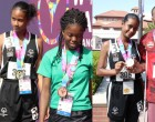 Molly Wins Another Gold Medal In Special Olympics LA