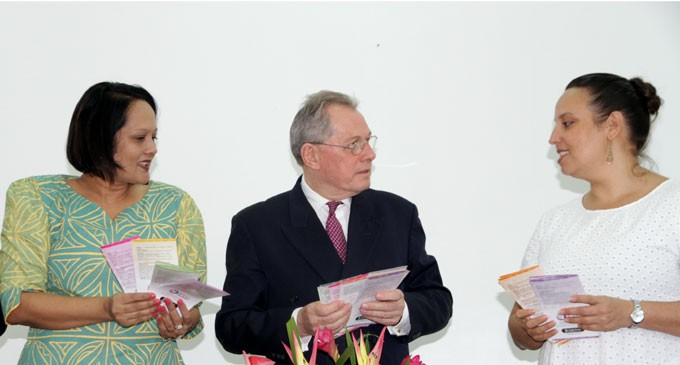 Family Law Act Brochures Launched | Fiji Sun