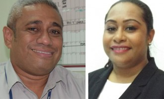 Two New Fijian General Managers For Fiji Airways