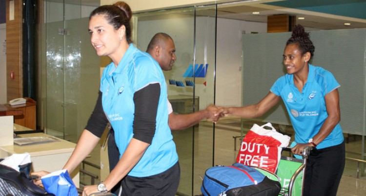 Learn And Move On, Delana Tells Fijian Pearls