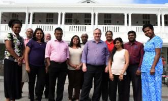 Leadership Expert Leads In Suva