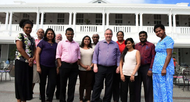 Leadership Expert Leads In Suva