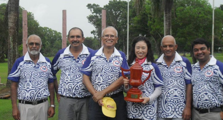 FMF Wins Business House Golf