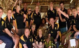 Aussies Help Fijian Students