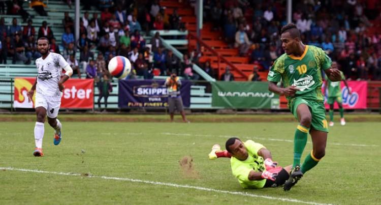 Qasevakatini Saves Suva