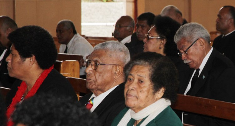 Methodists Remember Late President
