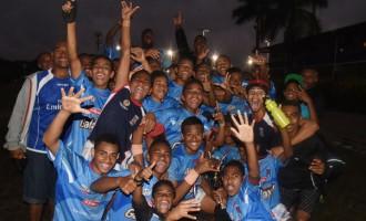 Suva U14 Defend Title