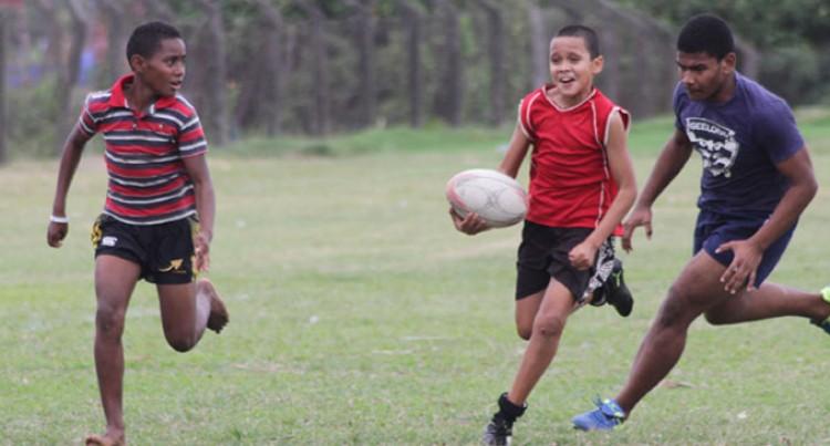 2400 Reps Converging In Suva