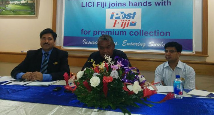 Post Fiji To Collect LICI Premiums At All Outlets