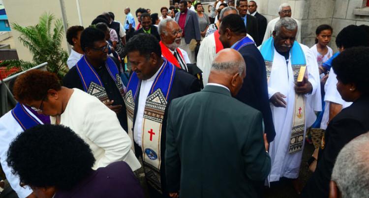 Festival A Success: Reverend