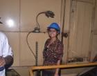 Contestants Visit Labasa Sugar Mill