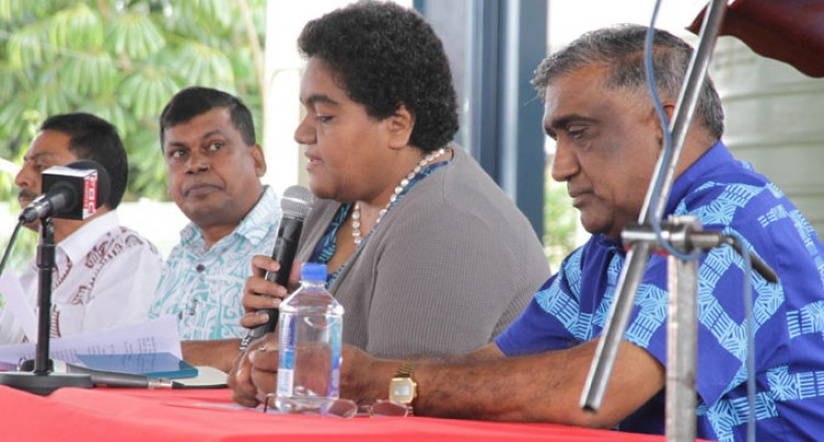 NFP Clear, Firm On Issues, Says Leader