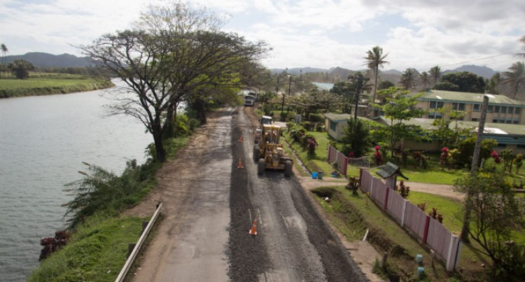 Navua Road Upgrades