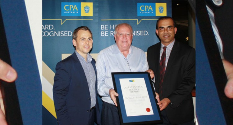 Recognition For Members Advancing To Full CPA status