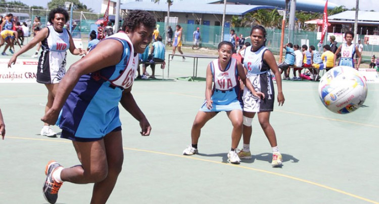 Netball Fiji Excited