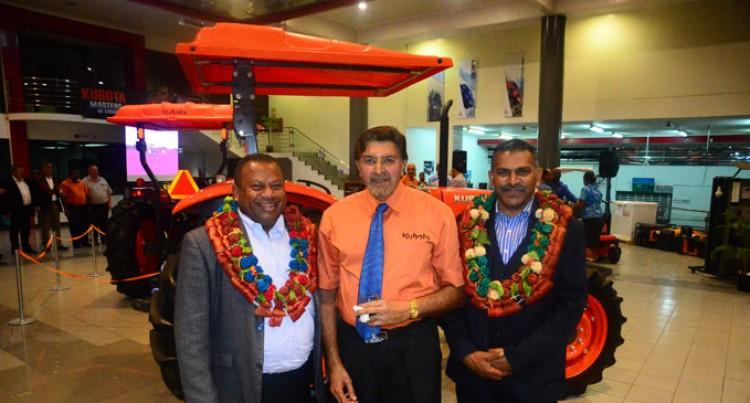 Nivis Motors Bring Kubota Tractors Here