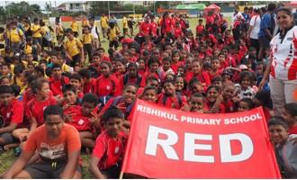 Rishikul Students Enjoy Fun Day