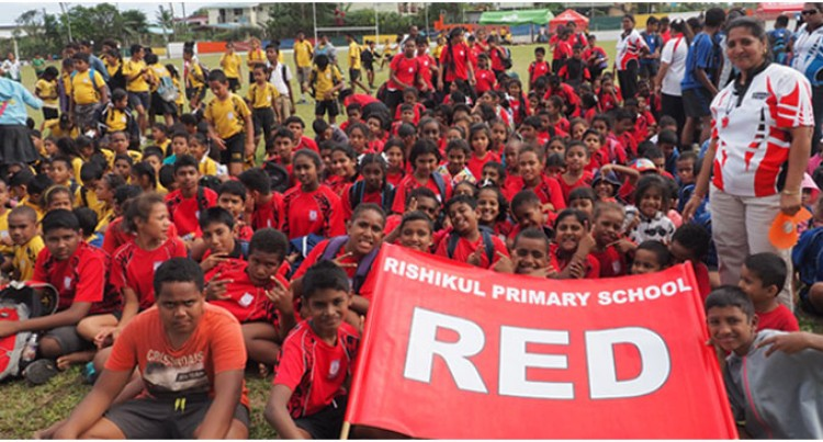 Rishikul Students Enjoy Fun Day