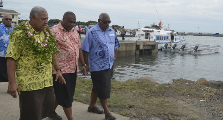 Rarawai Incidents Saddens Bainimarama