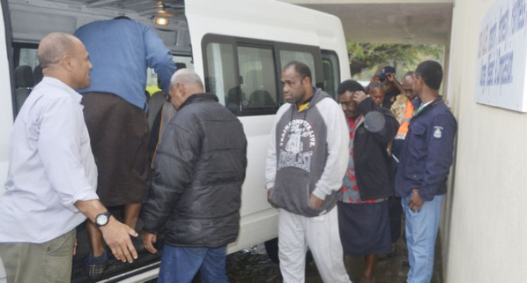 Nadro Suspects Rounded Up