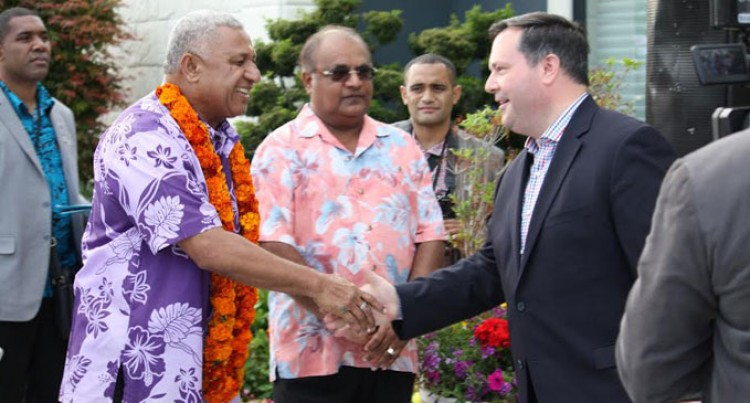 PM Invites Fijians In Canada To Invest Back Here