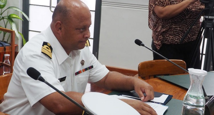 Navy Role Expanded Under Convention