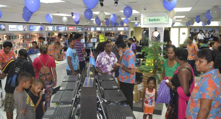 Courts Open Cyber City In Lautoka