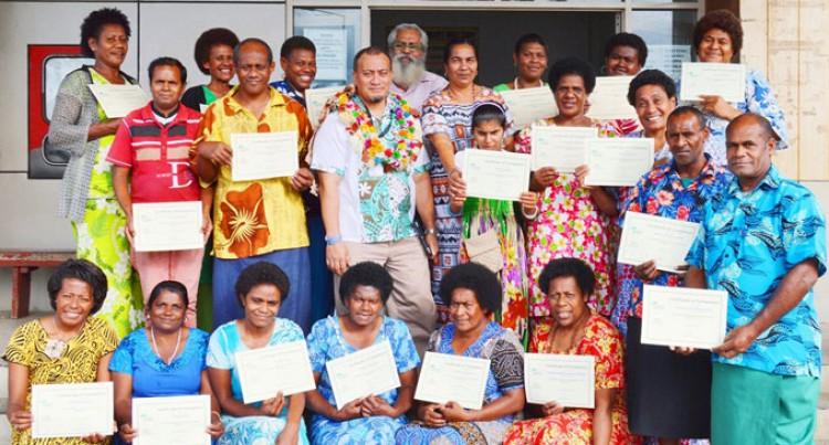 Skills Training For Welfare Recipients