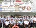 Boost For Maritime Islands Service