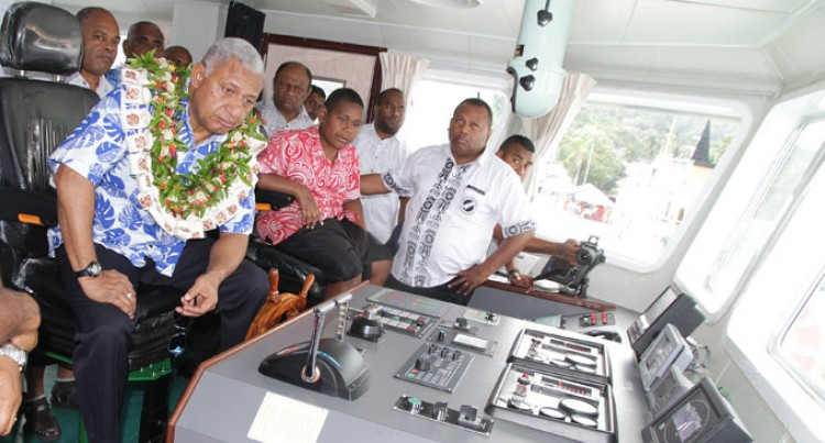 Fijian Hospital Vessel Soon