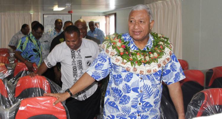 SPEECH: Transforming Fijian Lives