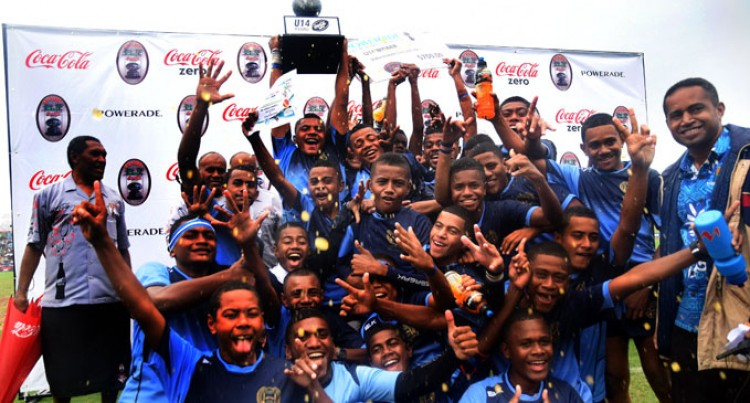 U14, U15, U16 Shine In Finals