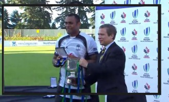 Fiji Take Out Pacific Nations Cup