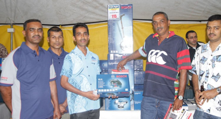 R.C. Manubhai launches new Bosch tools