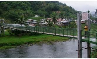 Suspension Bridge Benefits Students
