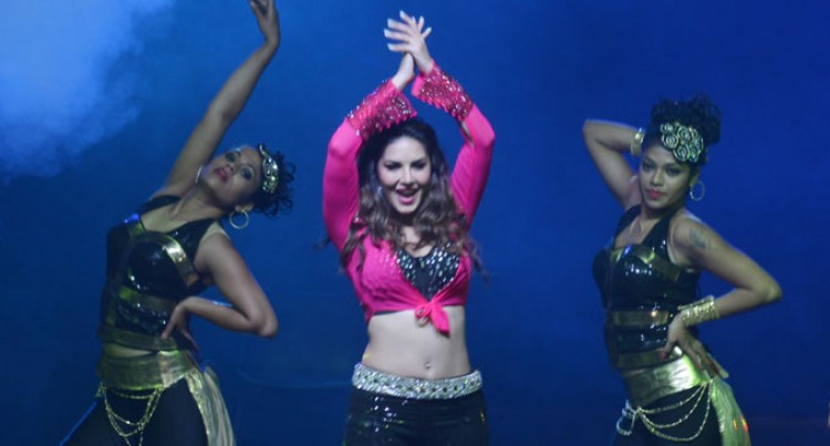 Sunny Leone Vows To Return