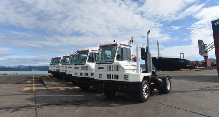 Successful First Half Year For Fiji Ports Terminal